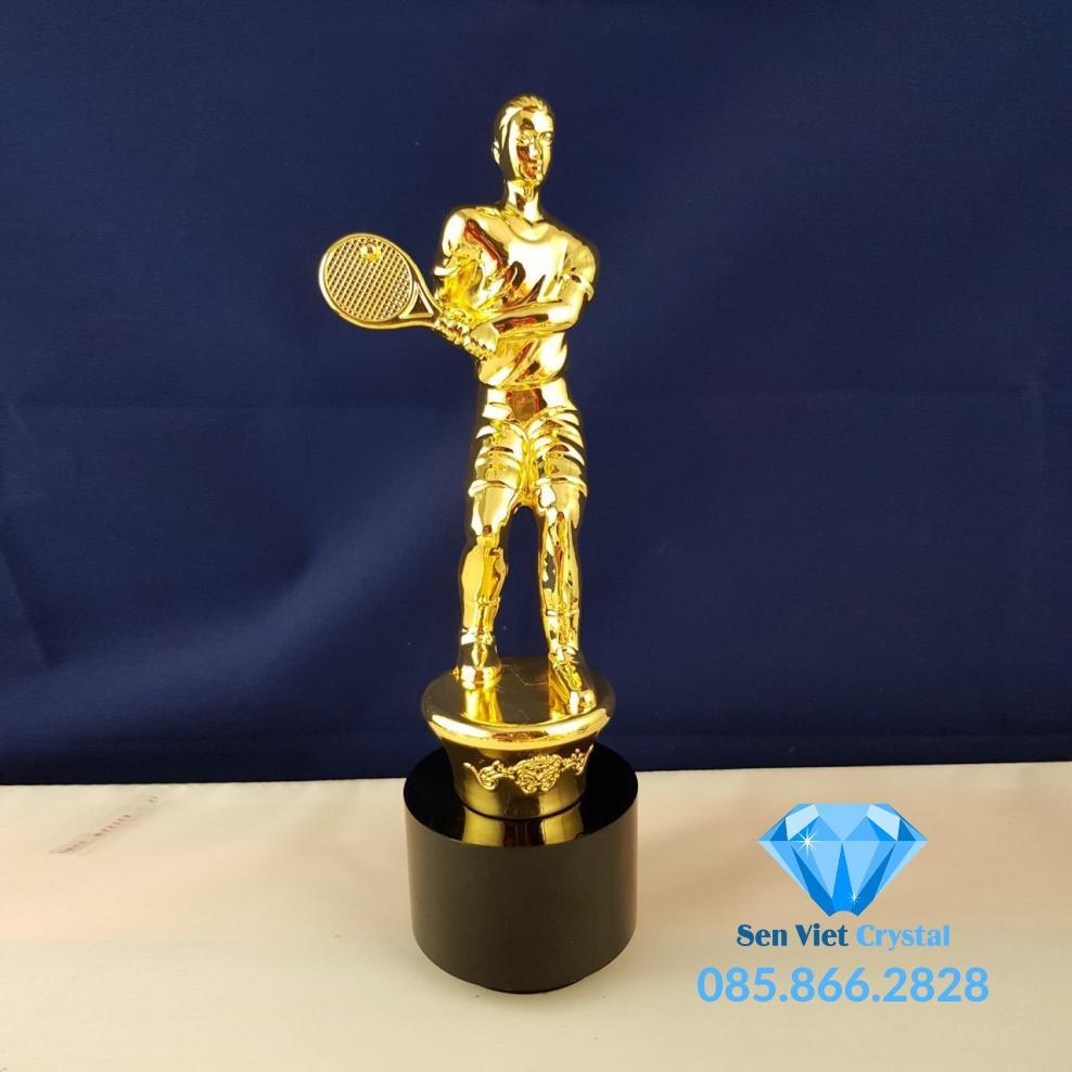 Cúp vinh danh pha lê giải tennis M48