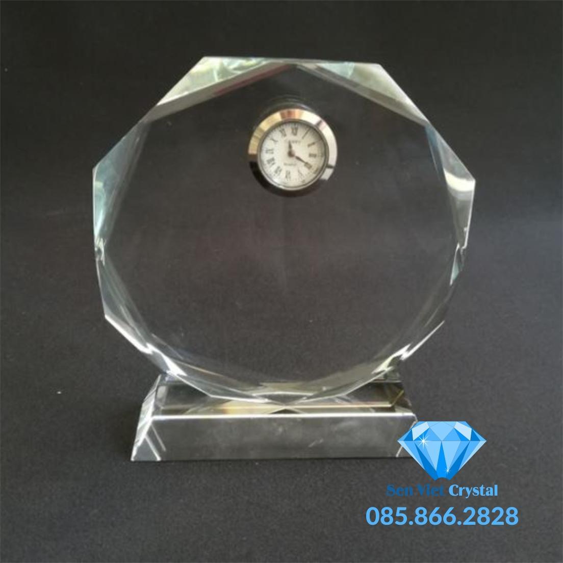 đồng hồ pha lê M04