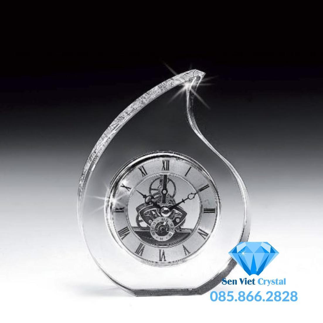 Đồng hồ pha lê M07