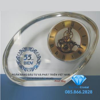 Đồng hồ pha lê M19
