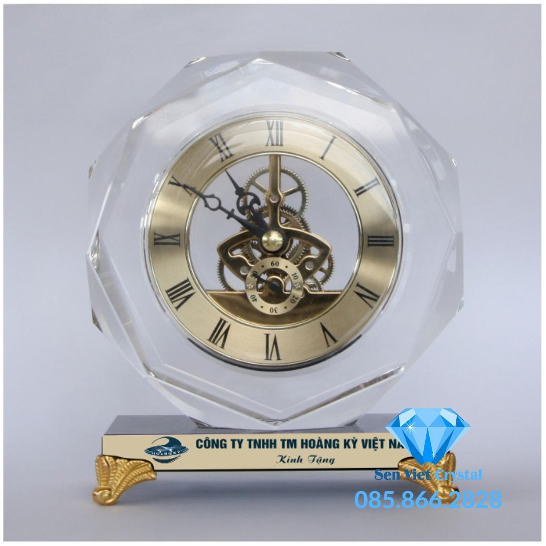 Đồng hồ pha lê M20