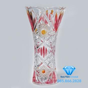 Bình hoa pha lê M08
